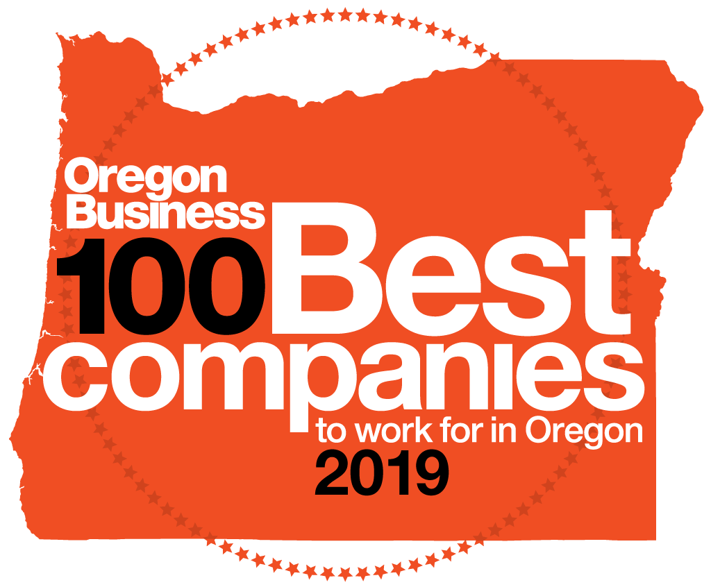 2019 100 Best Companies to Work For in Oregon