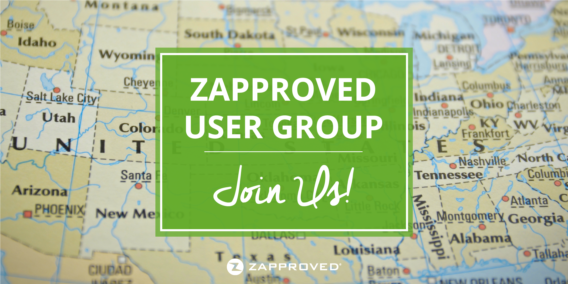 Zapproved User Groups